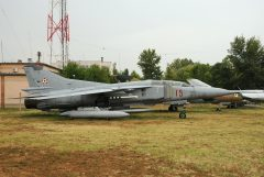 Mikoyan Gurevich MiG-23UB 15 Hungarian Air Force, Szolnok Aviation Museum