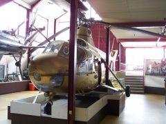 Mil Mi-1 CCCP-05712 Hubschrauber Museum