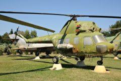 Mil Mi-2 8916 Hungarian Air Force, Pinter Muvek Military Museum