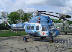 Mil Mi-2 B-2745