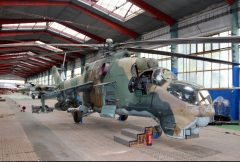 Mil Mi-24D 0103 Czech Air Force, Letecké Muzeum Koněšín (Olomouc)