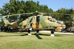 Mil Mi-24D 104 Hungarian Air Force, Pinter Muvek Military Museum