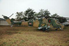 Mil Mi-24D 114 Hungarian Air Force, Szolnok Aviation Museum