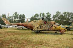 Mil Mi-24D 117 Hungarian Air Force, Szolnok Aviation Museum