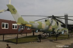 Mil Mi-24V-1 01 Sovjet Army