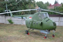 Mil Mi-4 27 Hungarian Air Force, Szolnok Aviation Museum