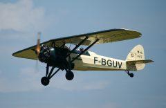Morane Saulnier MS.317 F-BGUV, Musée Volant Salis Aérodrome de Cerny – la Ferté Alais
