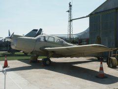 Morane Saulnier MS733 Alcyon F-BLXM 79 French Air Force, Musée Européen de l'Aviation de Chasse