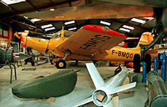 Morane Saulnier MS733 Alcyon F-BMQG