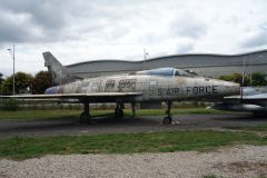 North American F-100D Super Sabre 54-2239/FW-239 USAF, Ailes Anciennes Toulouse