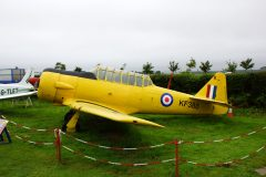 North American Harvard IIB KF388 RAF, Bournemouth Aviation Museum