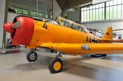 North American Harvard IV AA+615 4 German Air Force, Militärhistorisches Museum der Bundeswehr - Flugplatz Berlin-Gatow