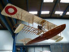 Orlogsvaerft Flying Boat Maagen 3, Danmarks Tekniske Museum