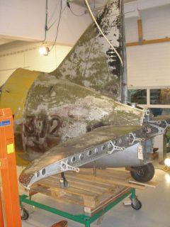 Brewster 239 Buffalo BW-372 Finnish Air Force | picture Marco Piccirilli, Keski-Suomen Ilmailumuseo, Aviation Museum of Central Finland, Tikkakoski