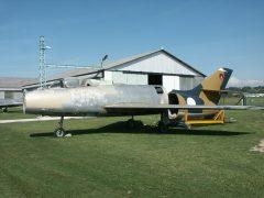 stored at Musée Européen de l'Aviation de Chasse Montelimar