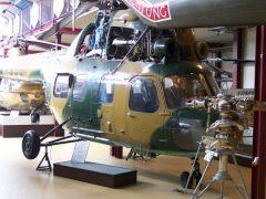 PZL Mil Mi-2 556 Hubschrauber Museum