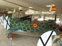 Polikarpov I-16 (replica) C.8-25/CM-260