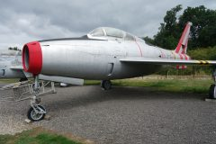 Republic F-84F Thunderstreak 53-6760 Belgium, Ailes Anciennes Toulouse