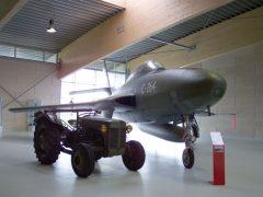 Republic RF-84F Thunderflash C-264 Danish Air Forcre, Danmarks Flymuseum Stauning