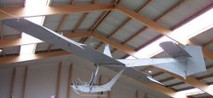 SAI KZ G1 Danmarks Flymuseum Stauning