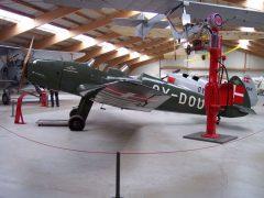 SAI KZ II Sport OY-DOU Danmarks Flymuseum Stauning