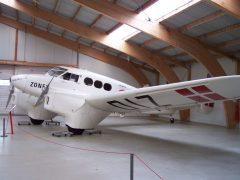 SAI KZ IV Ambulance OY-DIZ Danmarks Flymuseum Stauning