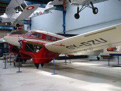 SAI KZ IV OY-DZU, Danmarks Tekniske Museum