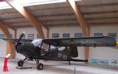 SAI KZ X OY-AOL Danish Army, Danmarks Flymuseum Stauning