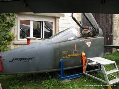 SEPECAT Jaguar A (nose)