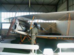 SNCAN Stampe SV-4A F-BMRU Musée Européen de l'Aviation de Chasse Montelimar