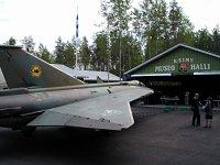 Saab 35 Draken DK-213