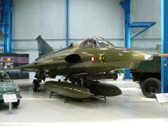Saab F35 Draken A-001 Danish Air Force, Danmarks Tekniske Museum