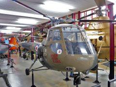 Saunders-Roe Skeeter AOP.12 XN348 Army Air Corps, Hubschraubermuseum, Buckeburg