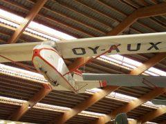 Schneider Grunau Baby IIB OY-AUX Danmarks Flymuseum Stauning