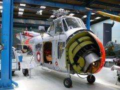 Sikorsky S-55C S-883 Danish Air Force, Danmarks Tekniske Museum