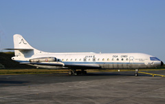 Sud Aviation Caravelle VI.R Zero-G F-ZACQ