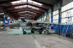 Sukhoi Su-25K 5008 Czech Air Force, Letecké Muzeum Koněšín (Olomouc) | Andey Davey