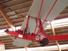 Traugott-Olsen 2G Danmarks Flymuseum Stauning picture Stephan Stahlkocher