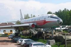 Tupolev Tu-104A OK-NDF