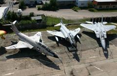 USAF Fighters in Technik Museum Speyer