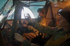 Waco CG-4A display Musée Airborne Sainte-Mère-Église | picture Rob Vogelaar