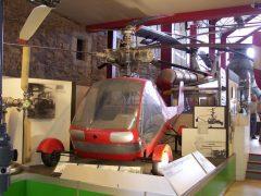 Wagner Rotorcar III D-HAGU Hubschrauber Museum