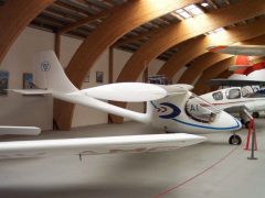Wendell WAP 2.01 Danmarks Flymuseum Stauning picture Stephan Stahlkocher
