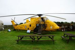 Westland Wessex HAS.3 XT257 RAF, Bournemouth Aviation Museum