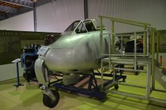 de Havilland Australia Vampire FB.31, HARS