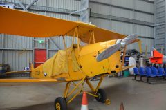 de Havilland D.H.82A Tiger Moth VH-DHV A17-394 Royal Australian Air Force, HARS