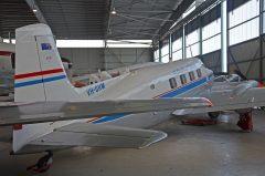 de Havilland D.H.A.3 Drover 3 VH-DHM, HARS