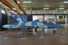 Aermacchi MB339CD I-AMDA Volandia Parco e Museo del Volo Malpensa