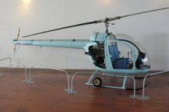 Agusta A-104A Helicar I-AGUM Volandia Parco e Museo del Volo Malpensa
