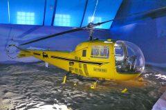 Agusta AB-47J Ranger I-MINR Agip Mineraria, Volandia Parco e Museo del Volo Malpensa